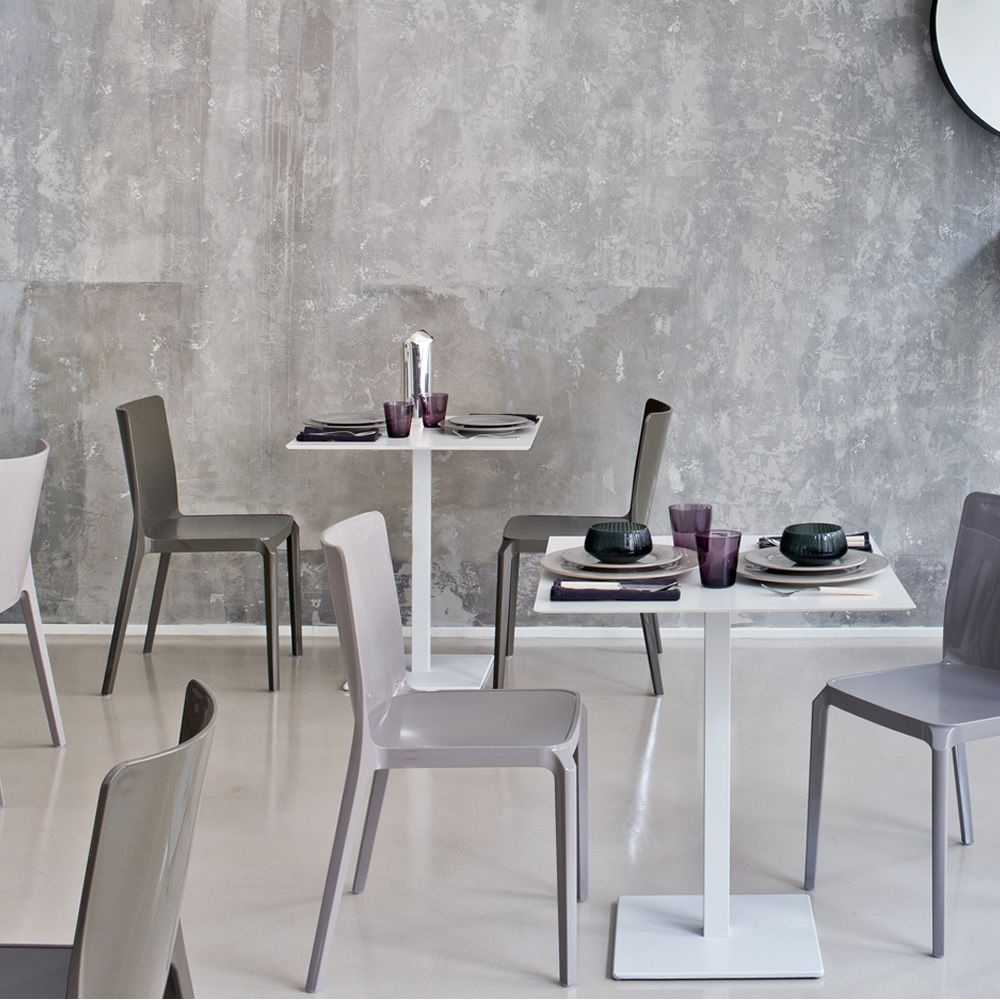 inox 4402 pour bars et restaurants pi tement de table en metal pour bar ou restaurant. Black Bedroom Furniture Sets. Home Design Ideas