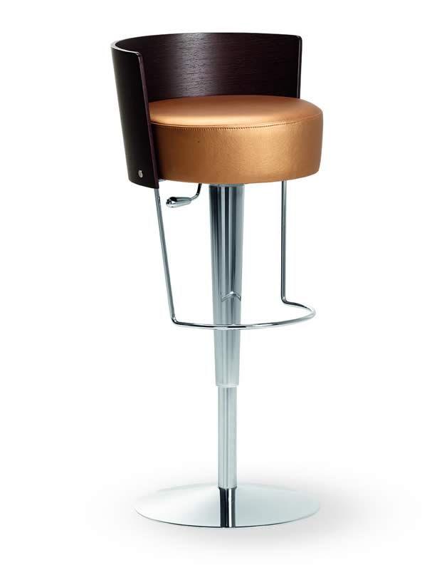 bongo lg barhocker mit design von midj r ckenlehne aus. Black Bedroom Furniture Sets. Home Design Ideas