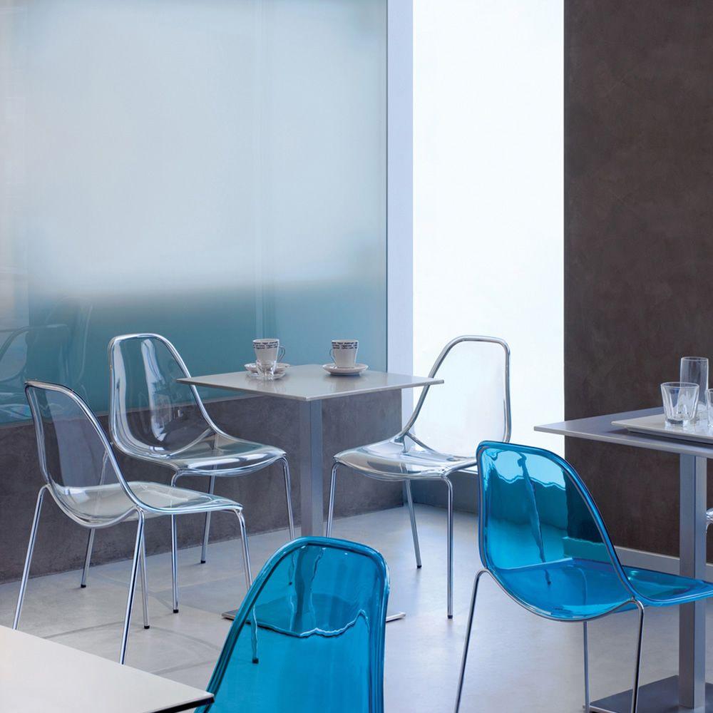Day dream 405 für Bars und Restaurants - Gastronomiestuhl in Metall ...