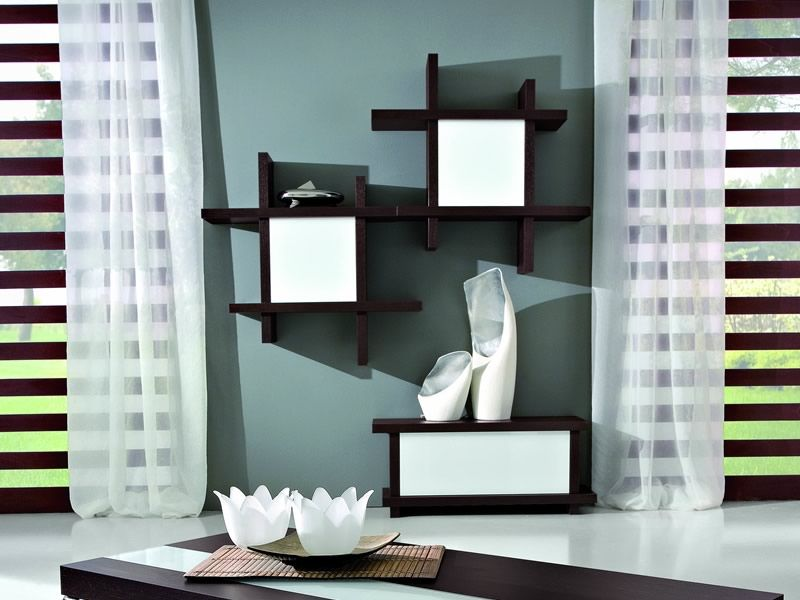 pa2510a modulares h ngeregal mit glast r in verschiedenen farben sediarreda. Black Bedroom Furniture Sets. Home Design Ideas