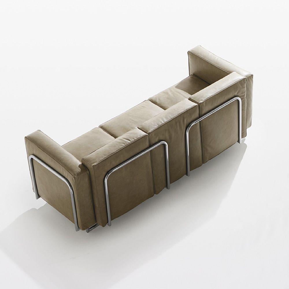 cocktail 3p designer 3 sitzer sofa mit metallgestell in verschiedenen ausf hrungen und farben. Black Bedroom Furniture Sets. Home Design Ideas