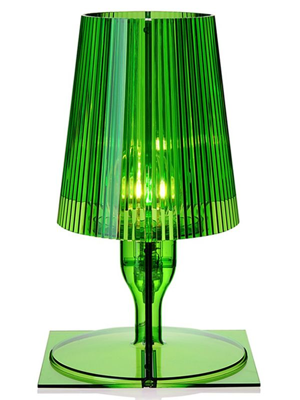 Take: Kartell table lamp, made of polycarbonate, several colours ...