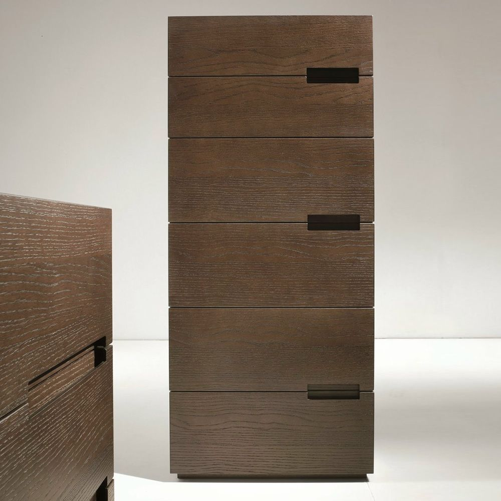 asola d hohe kommode dall 39 agnese aus holz in. Black Bedroom Furniture Sets. Home Design Ideas