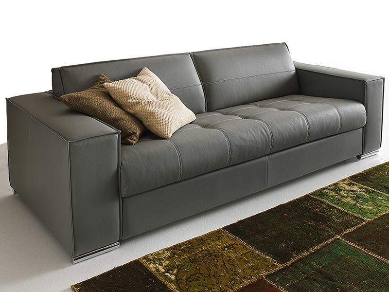 Umbria chaise longue divano letto a 2 3 o 3 posti xl for Divano letto 4 posti lineare