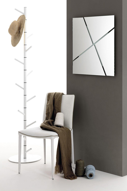 alga moderner kleiderst nder bontempi casa aus metall. Black Bedroom Furniture Sets. Home Design Ideas