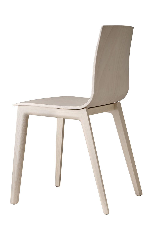 Smilla 2840 chaise moderne en bois de h tre disponible for Chaise en hetre