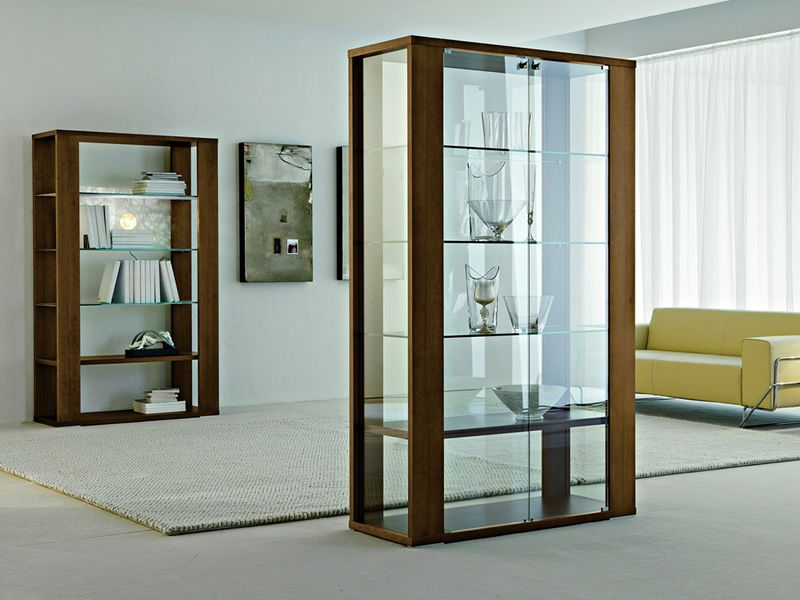 6252 aurora vitrine tonin casa en verre et bois 110x45 cm sediarreda. Black Bedroom Furniture Sets. Home Design Ideas