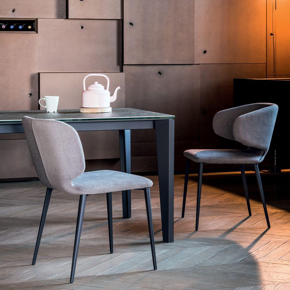 diamante tisch midj aus metall platte aus melamin mdf glas oder kristall keramik 120 x 80. Black Bedroom Furniture Sets. Home Design Ideas