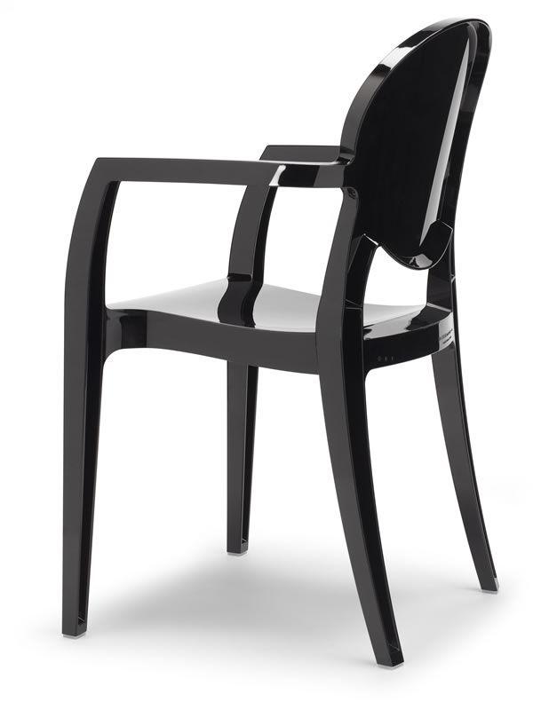 igloo 2355 pour bars et restaurants fauteuil de bar en. Black Bedroom Furniture Sets. Home Design Ideas