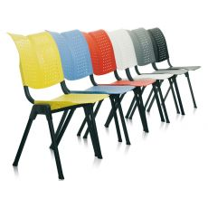 Conventio ® Wing - Ergonomic conference chair by HÅG, stackable, available in several colours