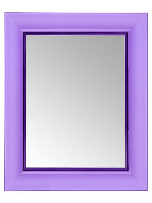 Fran ois ghost specchio kartell di design cornice in policarbonato disponibile in diversi - Kartell specchio ghost ...