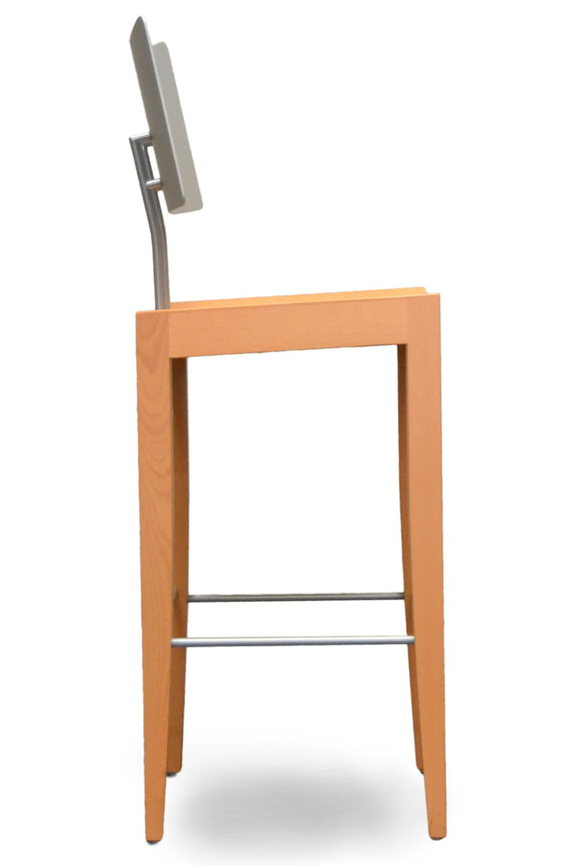 cena sg tabouret design tonon fixe avec hauteur d 39 assise 73 cm structure et si ge en bois. Black Bedroom Furniture Sets. Home Design Ideas