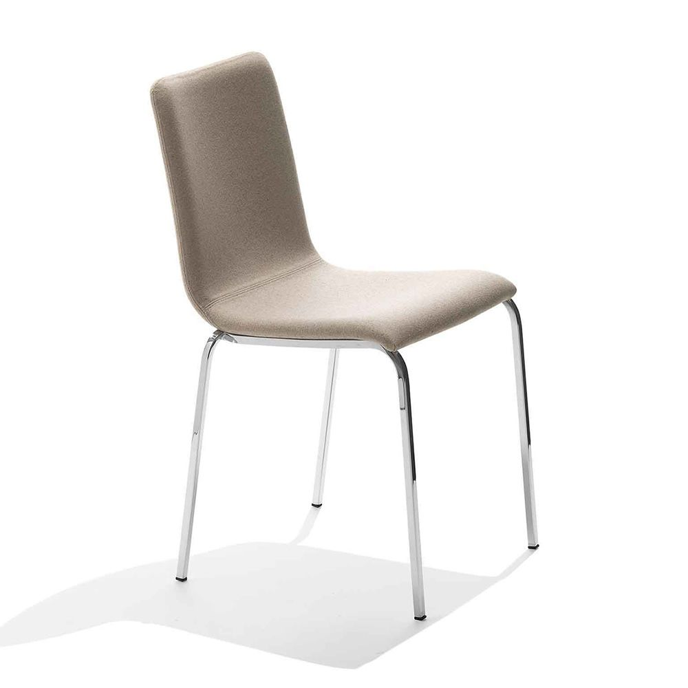 Passepartout Q Midj Stackable Metal Chair Different