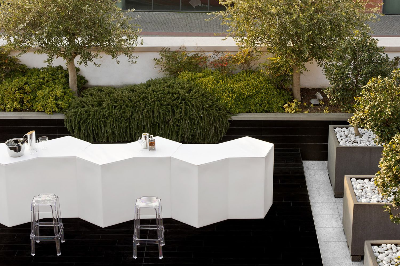 Iceberg per bar e ristoranti bancone bar modulare in polietilene