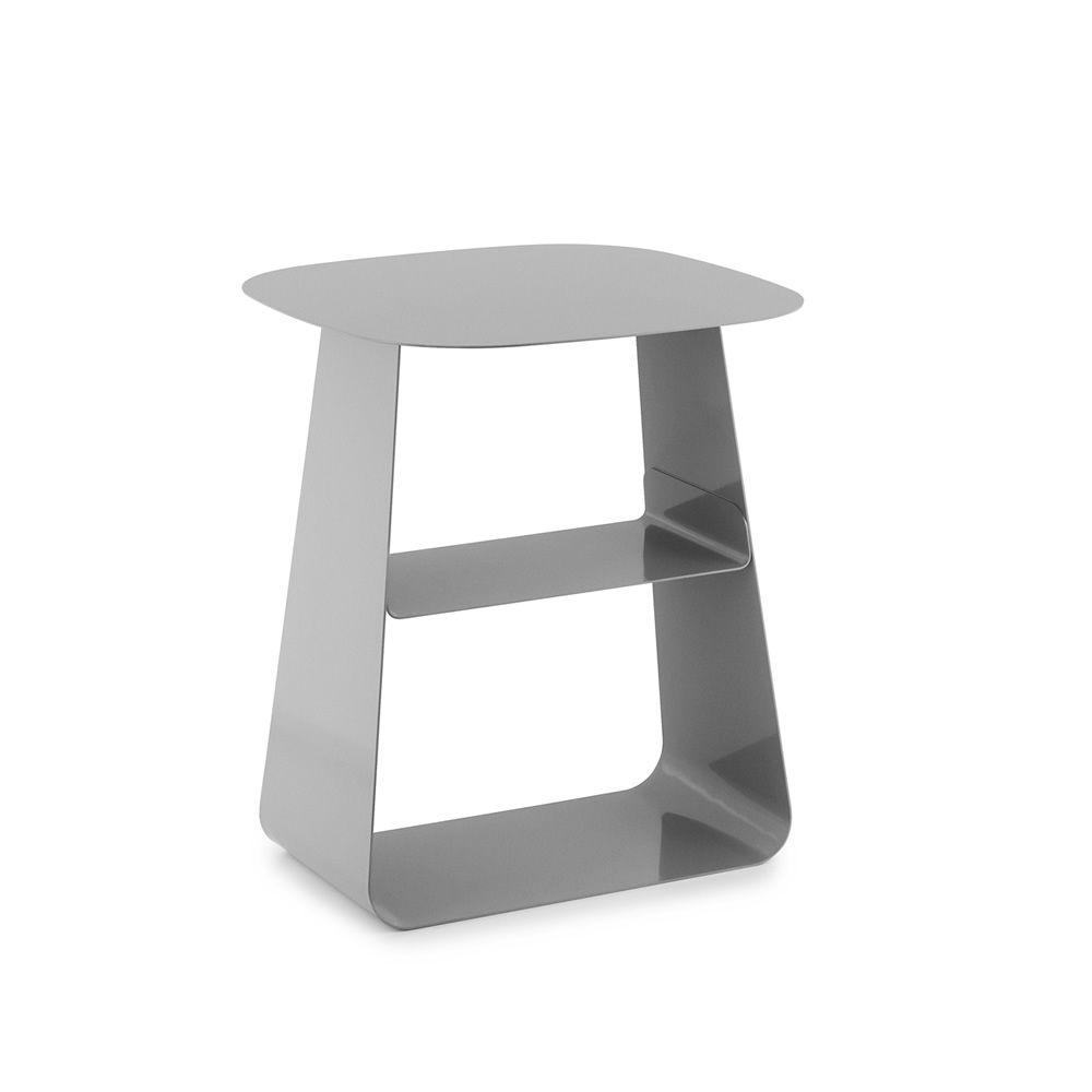 Stay table basse normann copenhagen en m tal livrable dans diff rentes coul - Table basse hauteur 45 ...