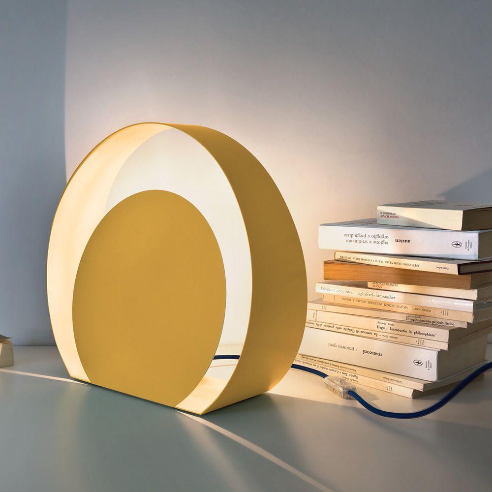 Chiocciola big promo lampada da tavolo di design in - Lampada da tavolo di design ...