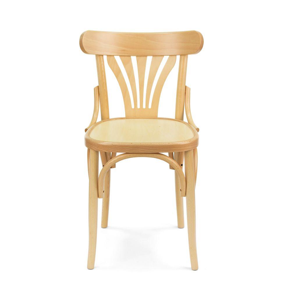 Se092 chaise viennoise en bois diff rentes couleurs et - Chaise en bois rustique ...