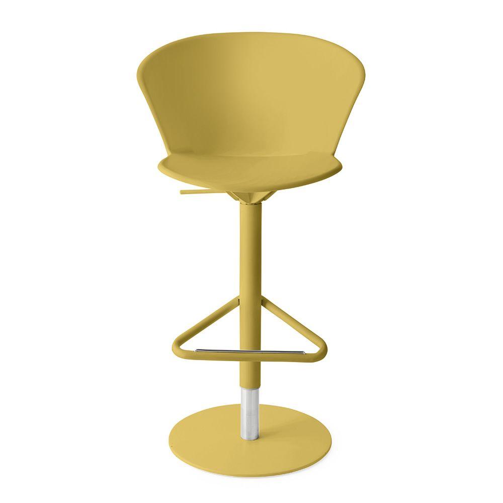 cs1819 bahia pour bars et restaurants tabouret de bar en m tal tournant et r glable en. Black Bedroom Furniture Sets. Home Design Ideas