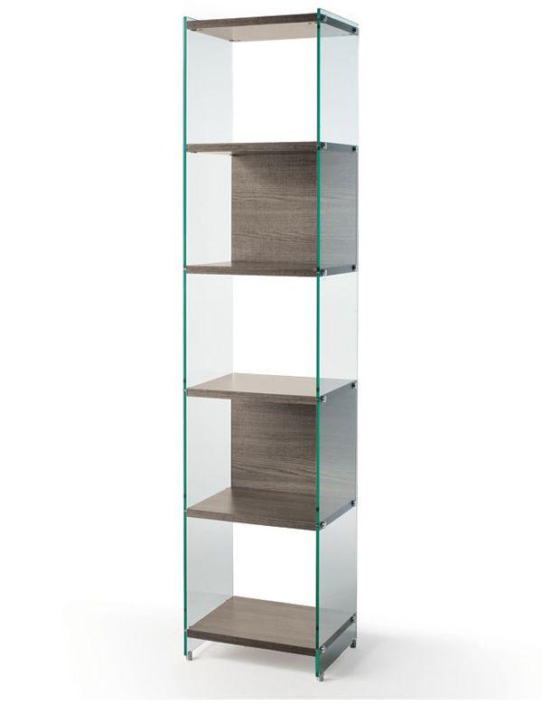 Pareti In Vetro Autoportanti: In vetro scala a sbalzo con pareti ...
