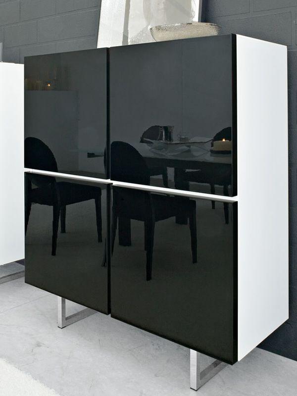 Cs6004 5 seattle meuble pour salon de calligaris for Meuble calligaris