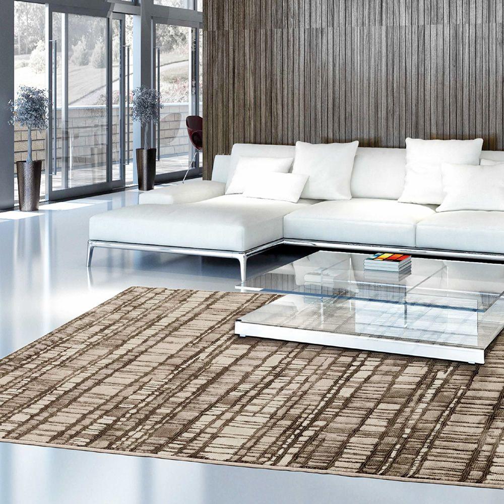 Tappeto moderno soggiorno - Tappeto grigio ikea ...