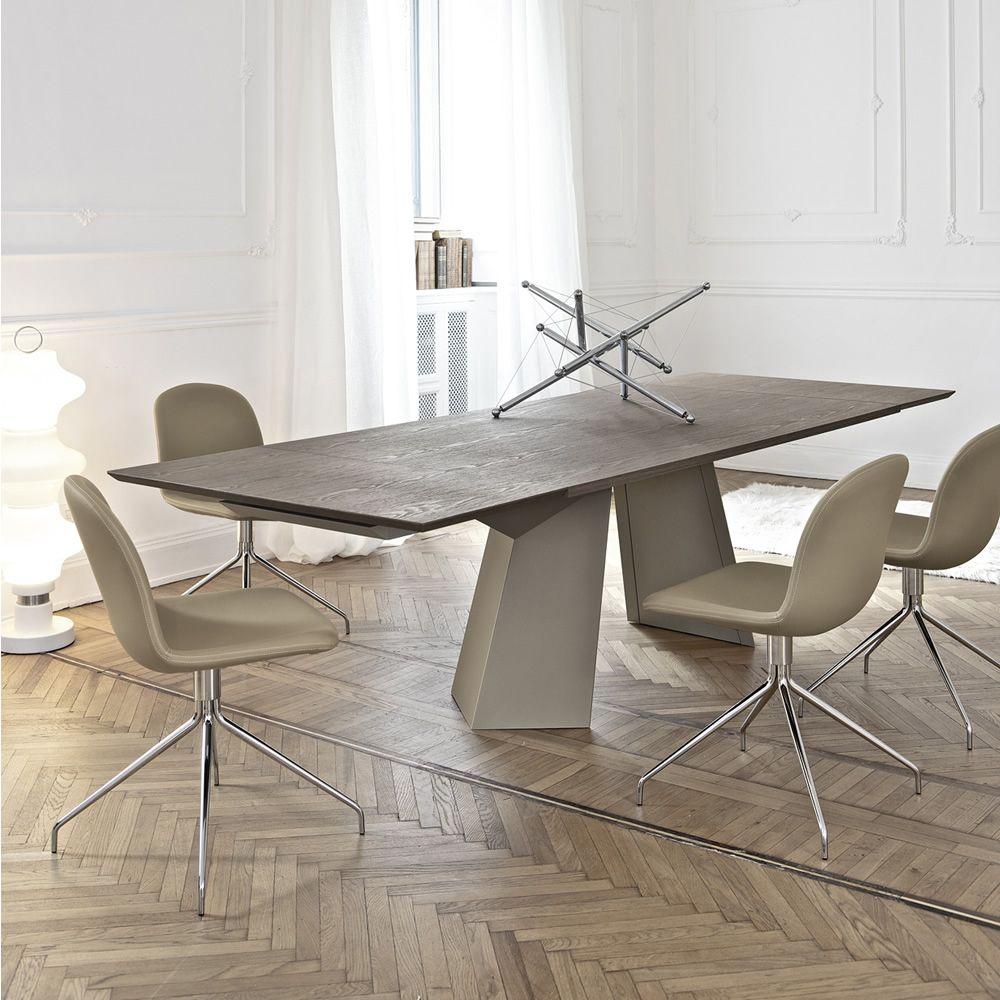Fiandre Ext - Tavolo di design di Bontempi Casa, in metallo con ...