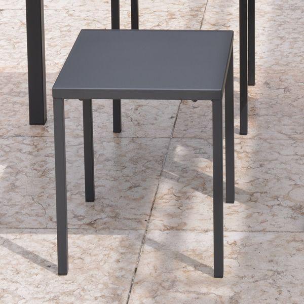 Rig72b per bar e ristoranti sgabello basso tavolino in for Tavolino sgabello
