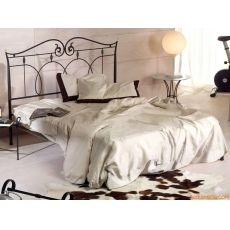Sandy - Double bed in wrought-iron