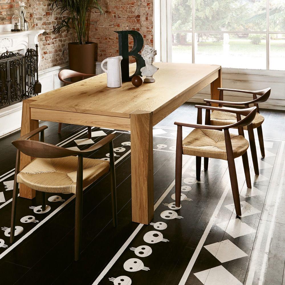 odyss e stuhl colico aus holz mit sitz aus strohgeflecht oder gepolstert in verschiedenen. Black Bedroom Furniture Sets. Home Design Ideas