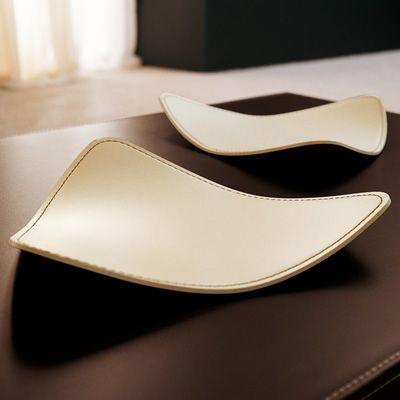 Ma4 porta oggetti in cuoio sediarreda for Oggetti in cuoio
