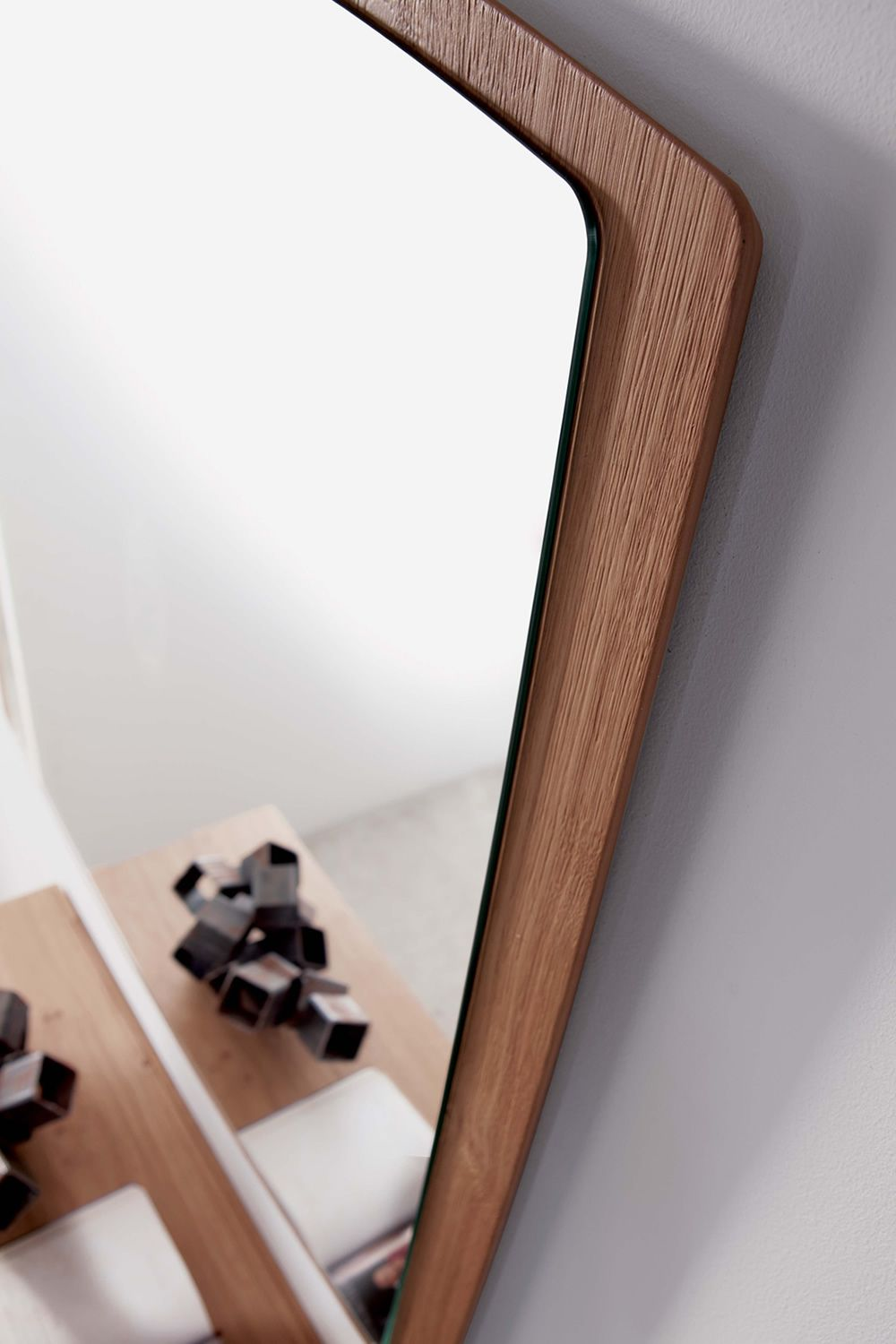 Boat modern mirror with mdf frame available in several for Mirror yacht
