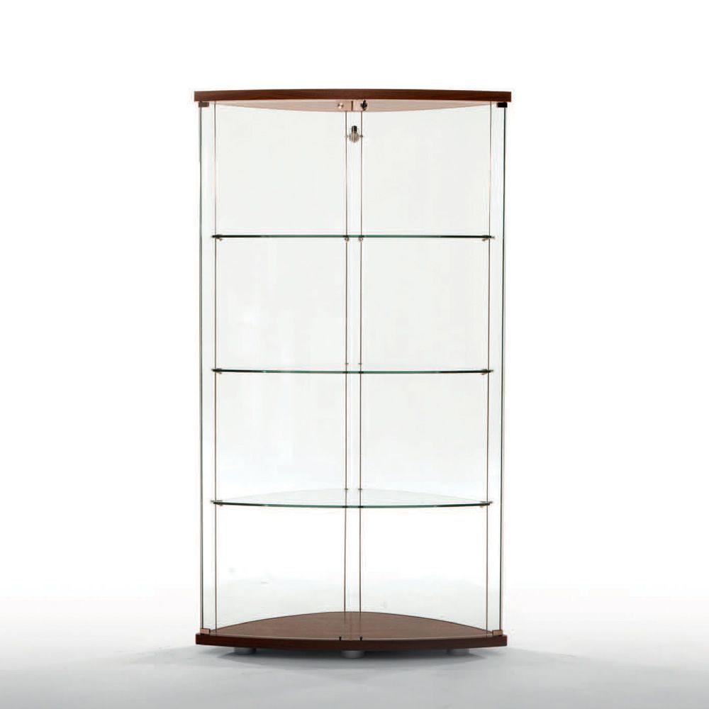 Cool Vitrine Glas Galerie Von Gracìa 6430 - Aus Und Holz, In