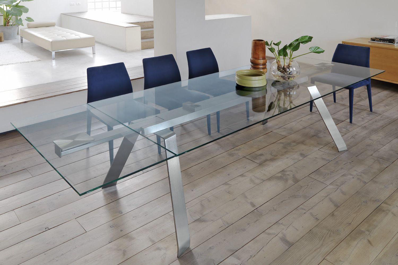 Toronto a tavolo midj con struttura in metallo o legno for Sedie design toronto