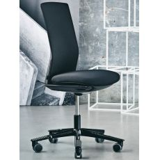 Futu ® - Office chair by HÅG, with or without armrests