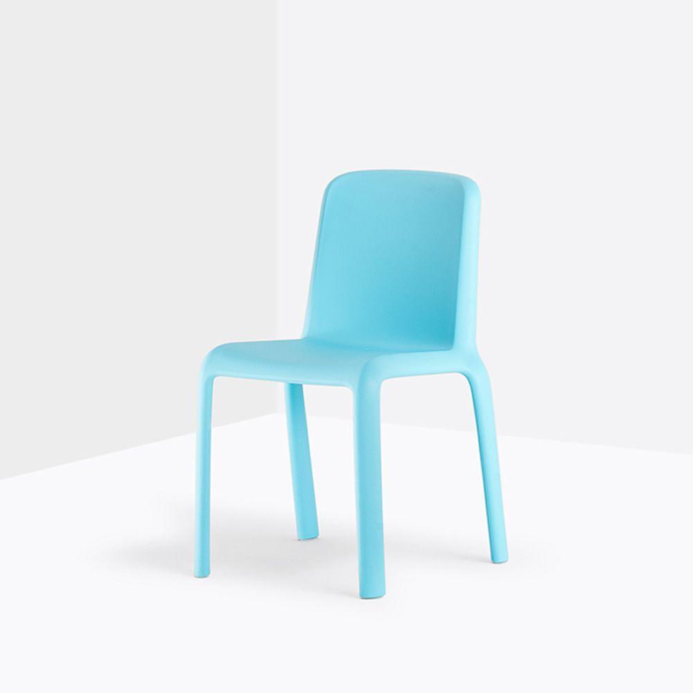 Snow junior 303 silla de polipropileno para ni o para for Sillas coche para ninos 8 anos