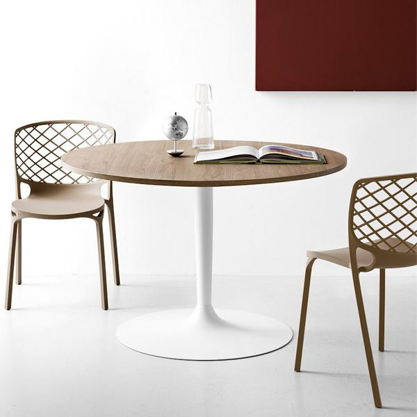 cb4005 s planet tavolo connubia calligaris in metallo