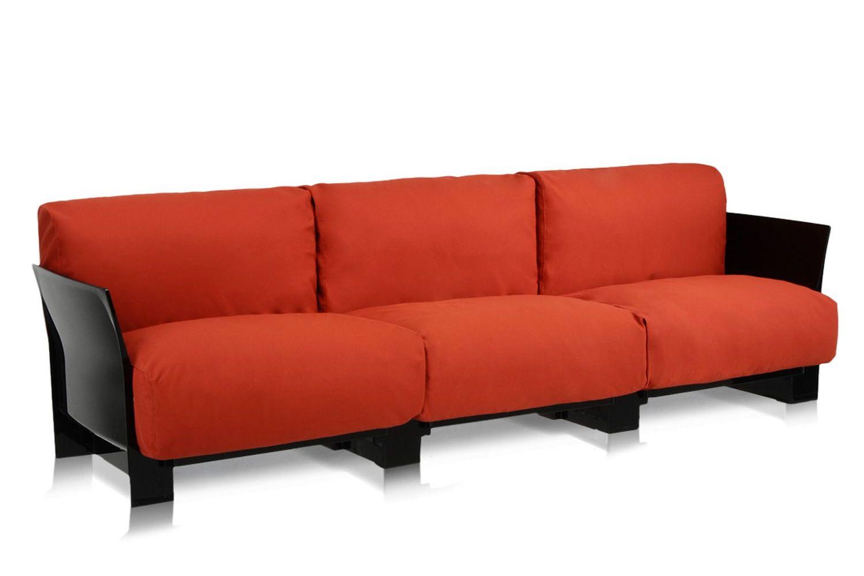Pop Outdoor Sofa - Divano di design Kartell, per esterno, 2 posti, con ...