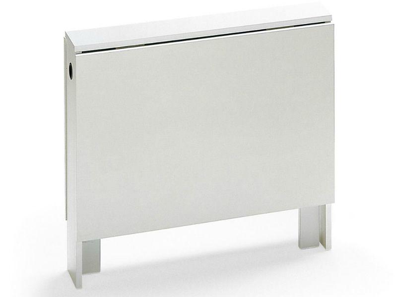 CB07 Spazio Connubia Calligaris Table Console made of  : hires cb07 spazio folding table made of white melamine closed from www.sediarreda.com size 800 x 600 jpeg 20kB