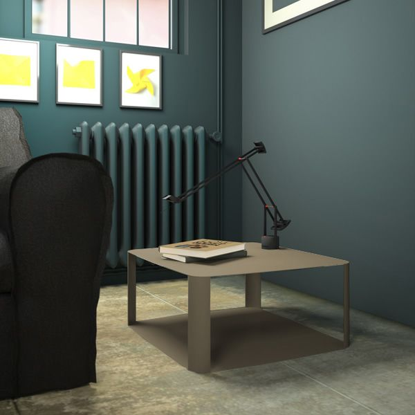 offset2 promo table design en m tal rectangulaire sediarreda. Black Bedroom Furniture Sets. Home Design Ideas