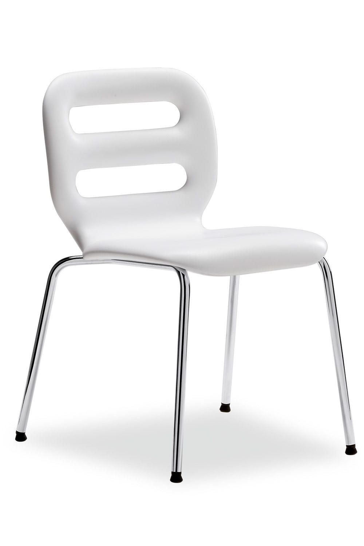 Star silla moderna de tonon en metal y poliuretano for Sillas giratorias modernas