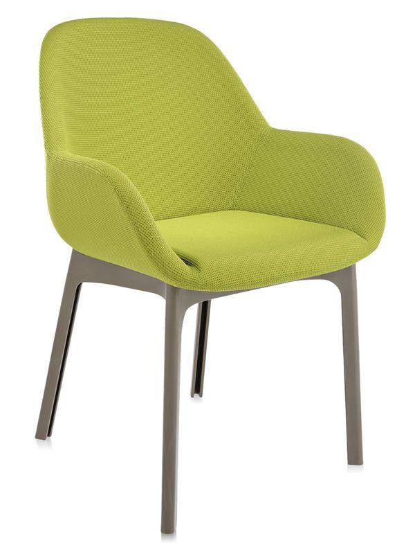 clap p designer sessel kartell gepolstert sediarreda. Black Bedroom Furniture Sets. Home Design Ideas