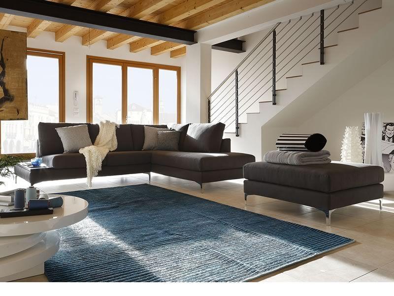 Avatar divano moderno a 2 o 3 posti maxi con angolare e vassoio sediarreda - Divano angolare moderno ...
