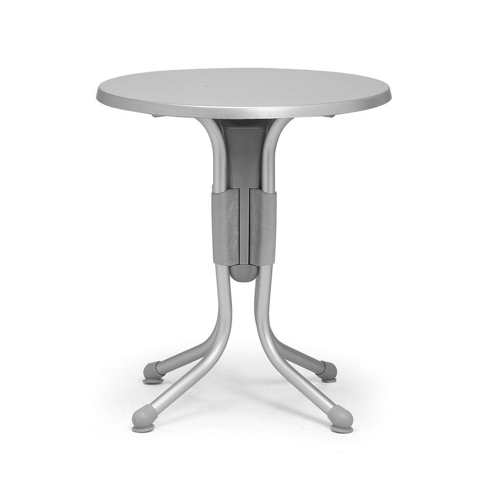 polo pour bars et restaurants table en m tal et plateau. Black Bedroom Furniture Sets. Home Design Ideas