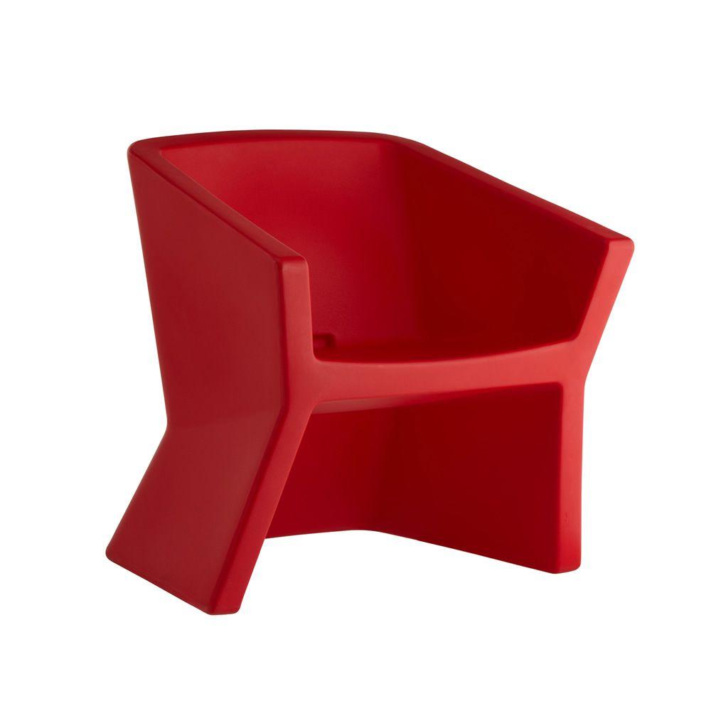 exofa fauteuil de design en poly thyl ne en diff rentes couleurs id al pour l 39 ext rieur. Black Bedroom Furniture Sets. Home Design Ideas