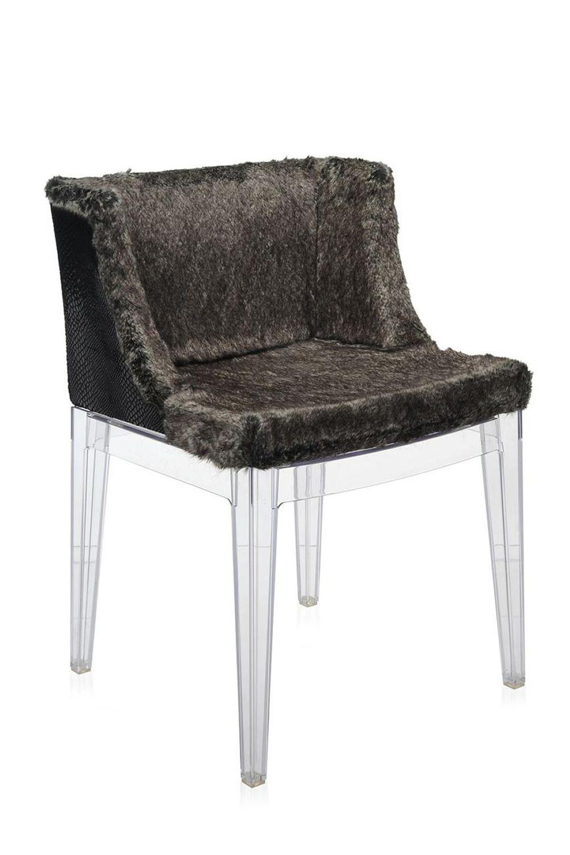 mademoiselle kravitz edition petit fauteuil design kartell dition kravitz rembourr. Black Bedroom Furniture Sets. Home Design Ideas