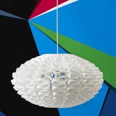 Norm 03 - Lampada a sospensione Normann Copenhagen in materiale plastico
