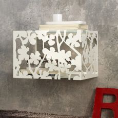 Flower C - Hanging bedside table, in several colours
