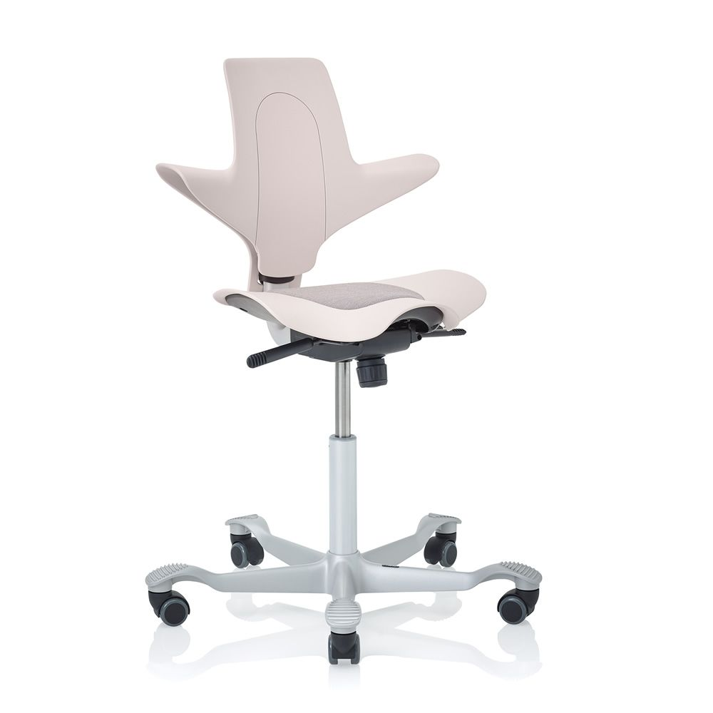 Capisco puls promo silla de oficina h g asiento en for Silla oficina baquet