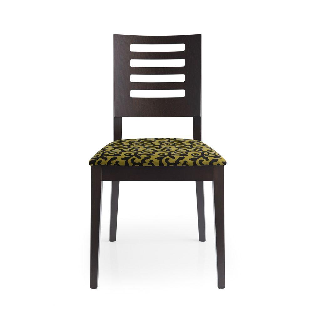 Cs169 style sedia calligaris in legno di faggio tinta for Oregon calligaris