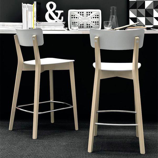 superb chaise hauteur assise 65 cm #4: one more please, tabouret h ... - Chaise Cuisine Hauteur Assise 65 Cm